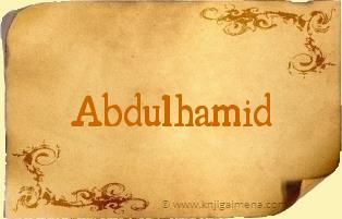 Ime Abdulhamid