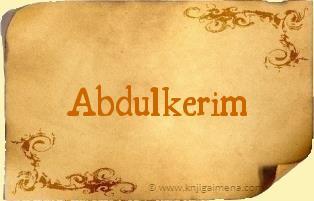 Ime Abdulkerim