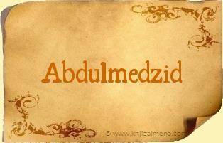 Ime Abdulmedzid