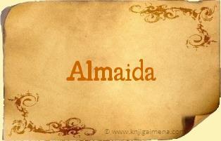 Ime Almaida