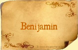 Ime Benijamin