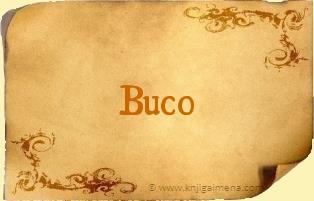 Ime Buco