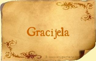 Ime Gracijela