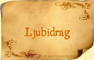 Ime Ljubidrag