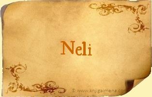 Ime Neli