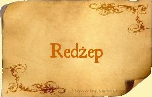 Ime Redžep