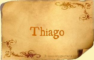Ime Thiago